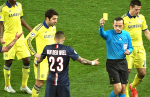 cuneyt cakir in action