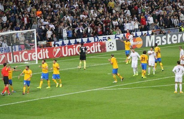 Madrid vs Juventus