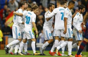 real madrid players