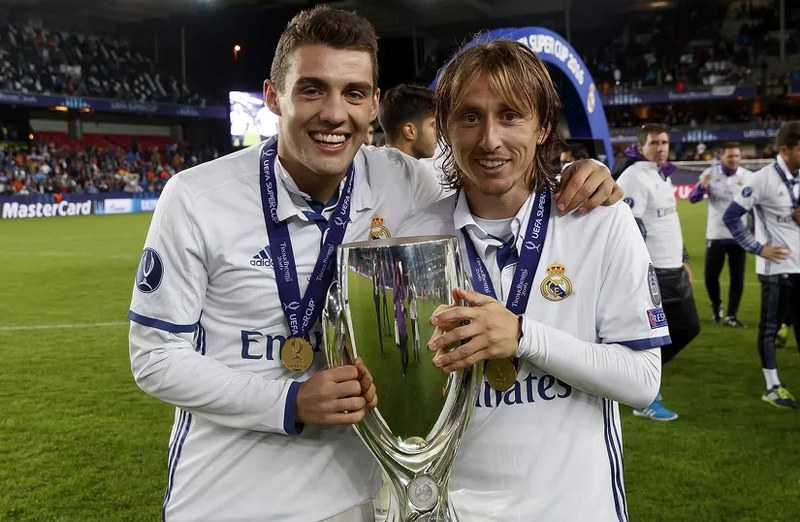 modric and kovacic