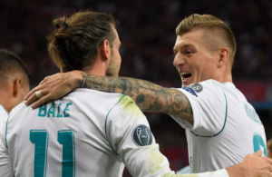 kroos and bale